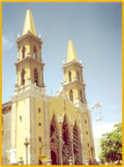 Cathedral Sightseen tour Mazatlan, Mazatlan City tour, city tour Mazatlan Travel, Tours In Mazatlan