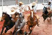 Charros at El Quelite Tour